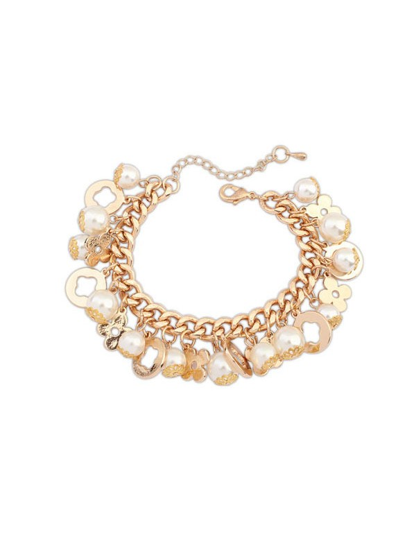 Occident Pearls Boutique All-kamp Armbånd