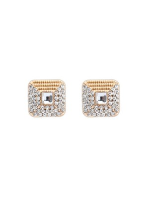 Occident Exquisite Swarovski Stud Hot Sale Øredobber